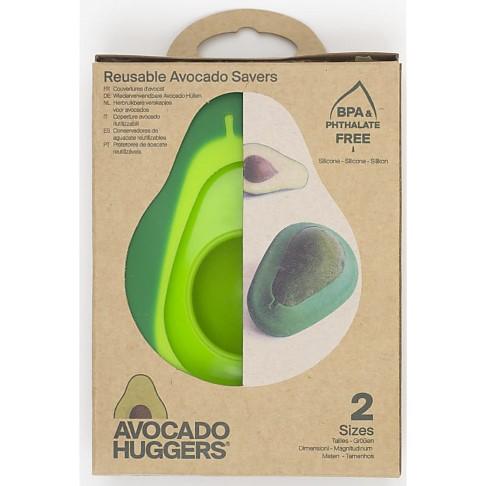 Food Huggers® Avocado Huggers Fresh Greens (2 pièces)