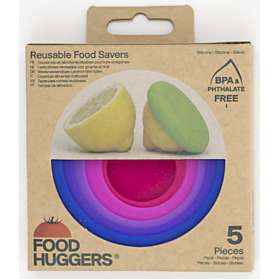 Food Huggers® Bright Berry (5 pièces)