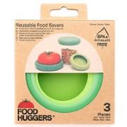 Food Huggers® Soft Greens (3 pièces)