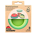 Food Huggers® Soft Greens (3 pièces)
