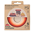 Food Huggers® Terra Cotta (5pc)
