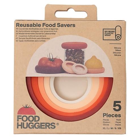 Food Huggers® Terra Cotta (5pc)