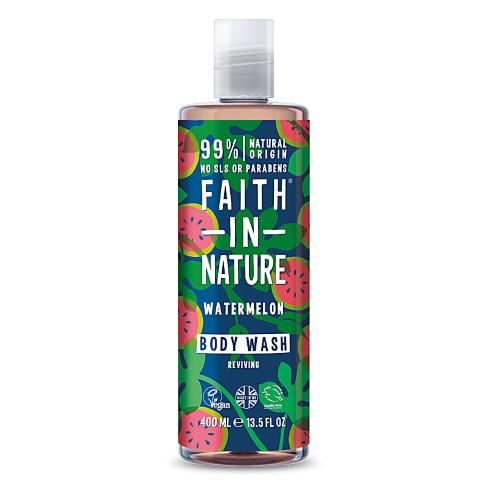 Faith in Nature Gel Douche & Bain à la Pastèque