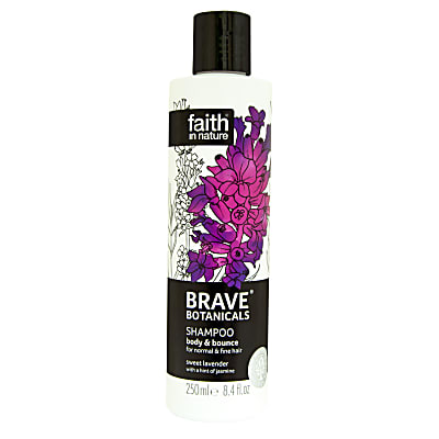 Faith in Nature Brave Botanicals Shampoing Volumisant