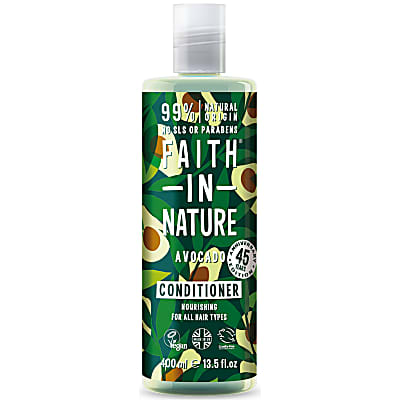 Faith in Nature Après-Shampooing à l'Avocat - 400ml