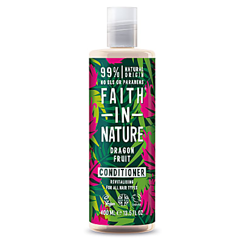 Faith in Nature Après-Shampoing aux Fruits du Dragon 400ml