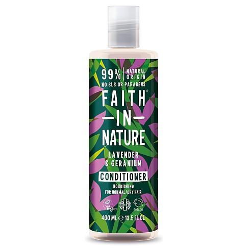 Faith in Nature Après Shampoing Lavande & Géranium