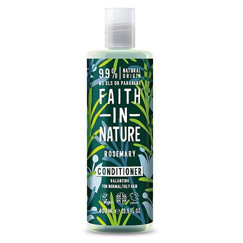 Faith in Nature Après Shampoing au Romarin