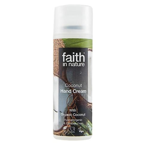 Faith in Nature Crème Main à la Noix de Coco