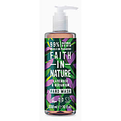 Faith in Nature Savon Main Liquide Lavande & Géranium