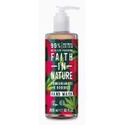 Faith in Nature Savon Main Liquide Grenade & Rooibos