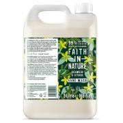 Faith in Nature Savon Main Liquide Algues & Agrumes 5 L