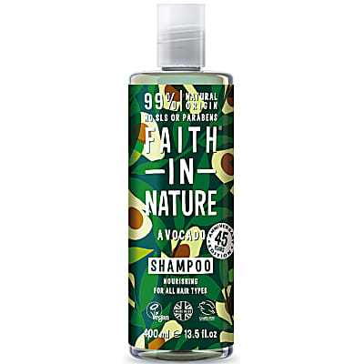 Faith in Nature Shampooing à l'Avocat - 400ml
