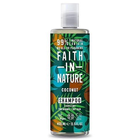 Faith in Nature Shampoing à la Noix de Coco