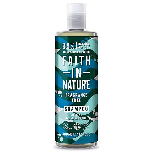 Faith in Nature Shampoing Sans Parfum