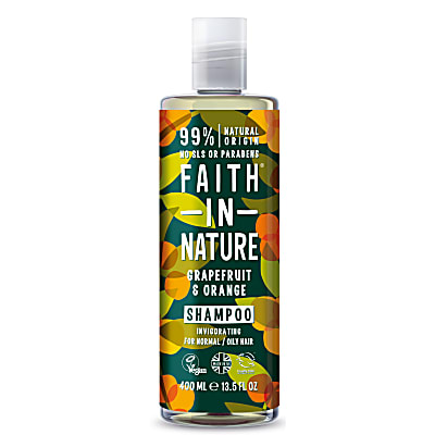 Faith in Nature Shampoing Pamplemousse & Orange