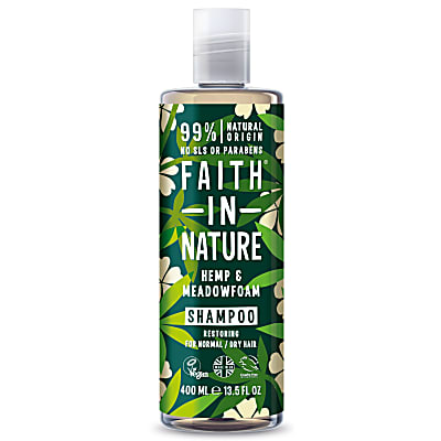 Faith in Nature Shampoing Chanvre & Limanthe