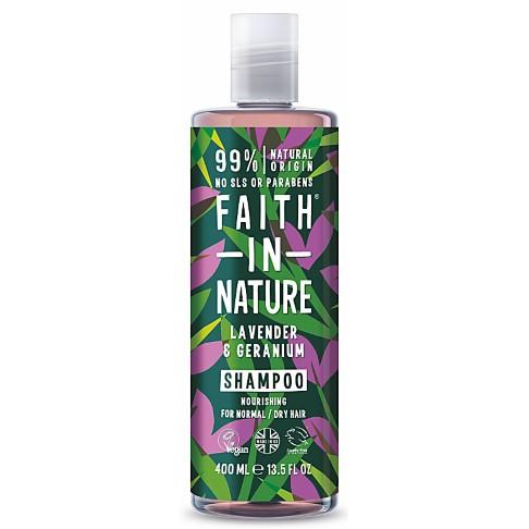 Faith in Nature Shampoing Lavande & Géranium
