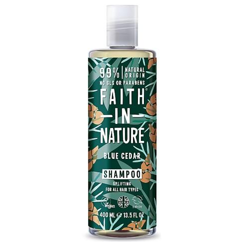 Faith in Nature Shampoing au Cèdre Bleu