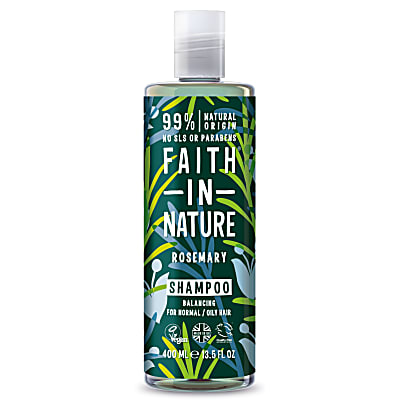 Faith in Nature Shampoing au Romarin