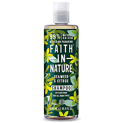 Faith in Nature Shampoing Algues & Agrumes