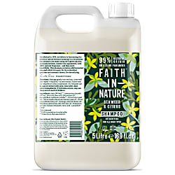 Faith in Nature Shampoing Algues & Agrumes 5 L