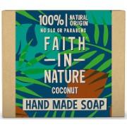 Faith in Nature Savon Végétal à la Noix de Coco