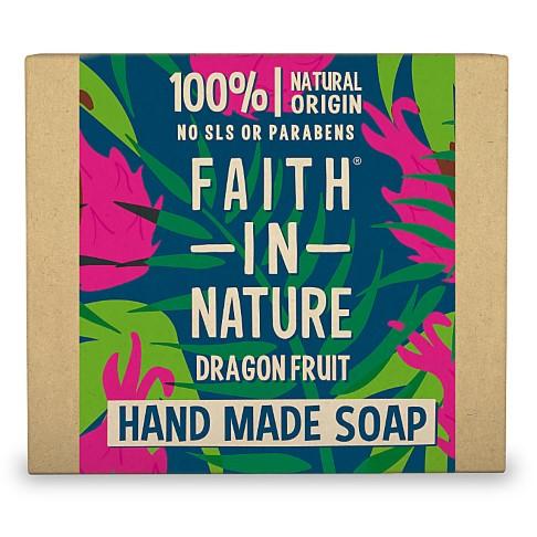 Faith in Nature Savon Végétal aux Fruits du Dragon