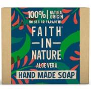 Faith in Nature Savon Végétal à l'Aloe Vera