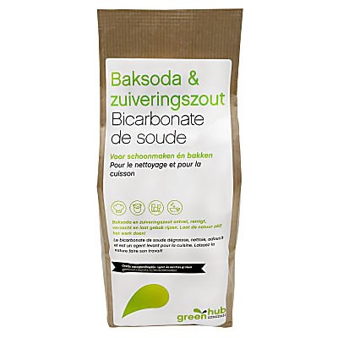 GreenHub Bicarbonate de Soude