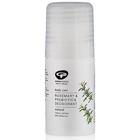 Green People - Déodorant Roll on - Lavande Romarin & Prébiotiques
