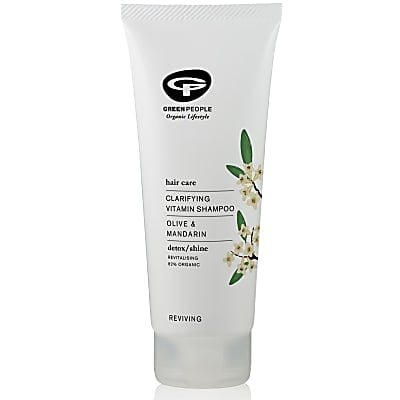 Green People - Shampooing Vitamin Clarifier - Brillance, Détox