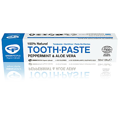 Green People - Dentifrice Menthe - 50ml