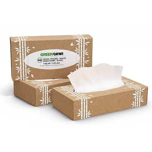 Greencane Paper Mouchoirs 2 plis doux