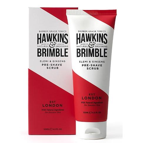 Hawkins & Brimble Exfoliant Pré-Rasage