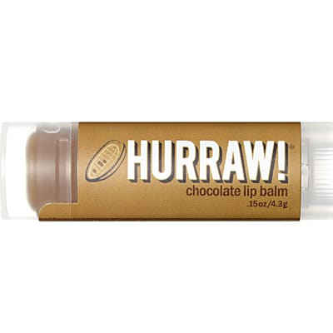 Hurraw Baume à Lèvres Chocolat