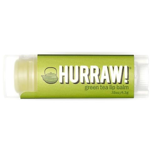 Hurraw Baume à Lévres Thé Vert