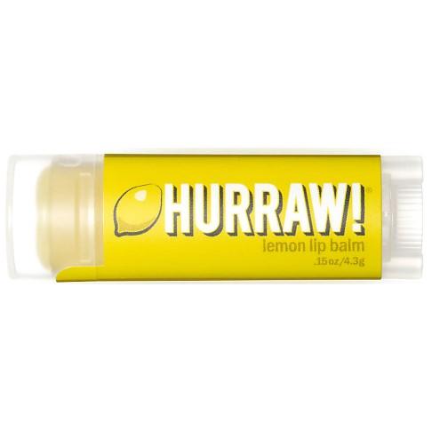 Hurraw Baume à Lèvres Citron