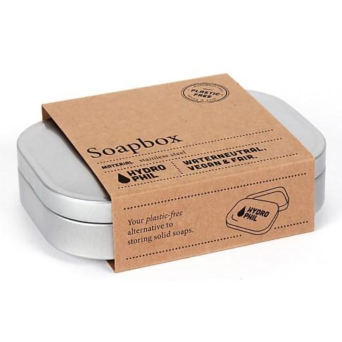 Hydrophil Boîte à Savon en Aluminium