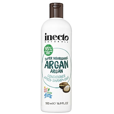 Inecto Après-shampoing Argan
