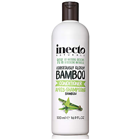 Inecto Après-Shampooing au Bambou