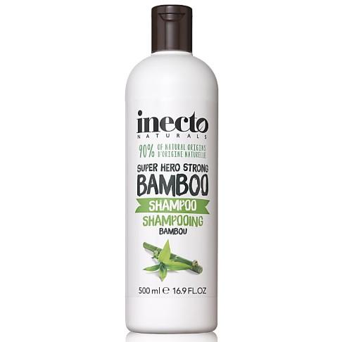 Inecto Shampooing au Bambou