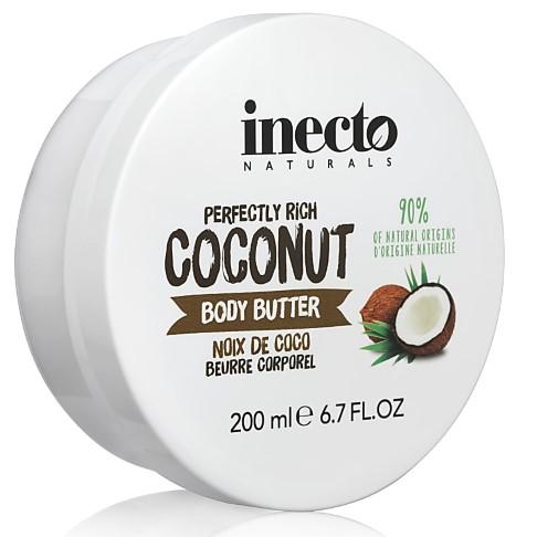 Inecto Beurre Corporel à la Noix de Coco