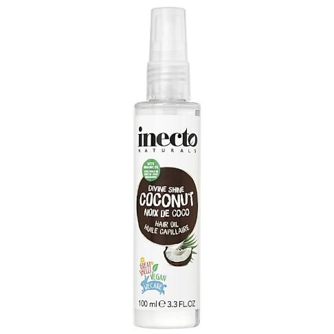 Inecto Naturals Huile Capillaire Noix de Coco