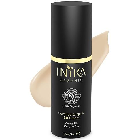 INIKA Crème BB Certifiée Bio - Nude