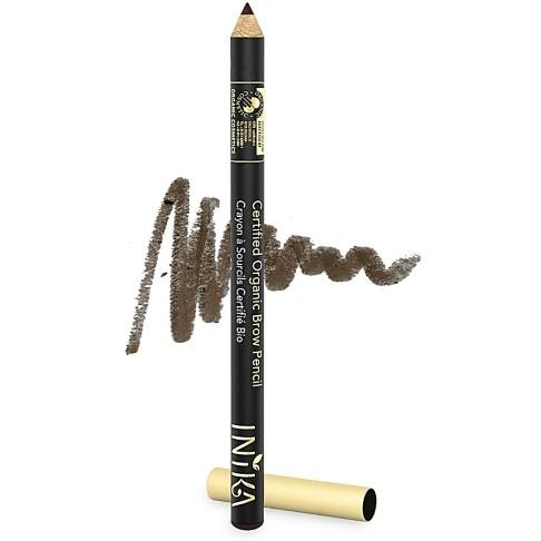 INIKA Crayon à Sourcils - Dark Brunette