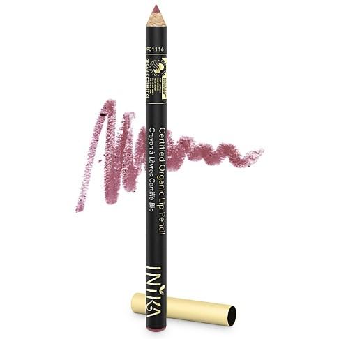 INIKA Crayon Contour des Lèvres Certifié Bio - Dusty Rose