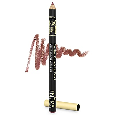 INIKA Crayon Contour des Lèvres Certifié Bio - Safari