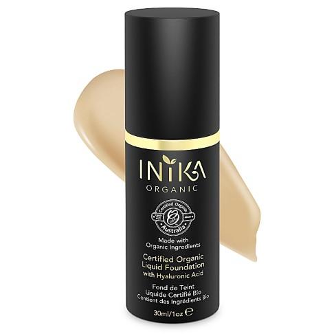 INIKA Fond de Teint Liquide - Honey