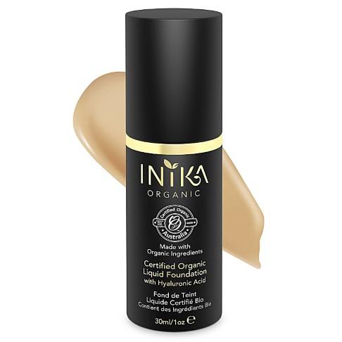 INIKA Fond de Teint Liquide - Tan